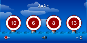 Math multiplication | Jeu table de multiplication jeux de multiplication en ligne
